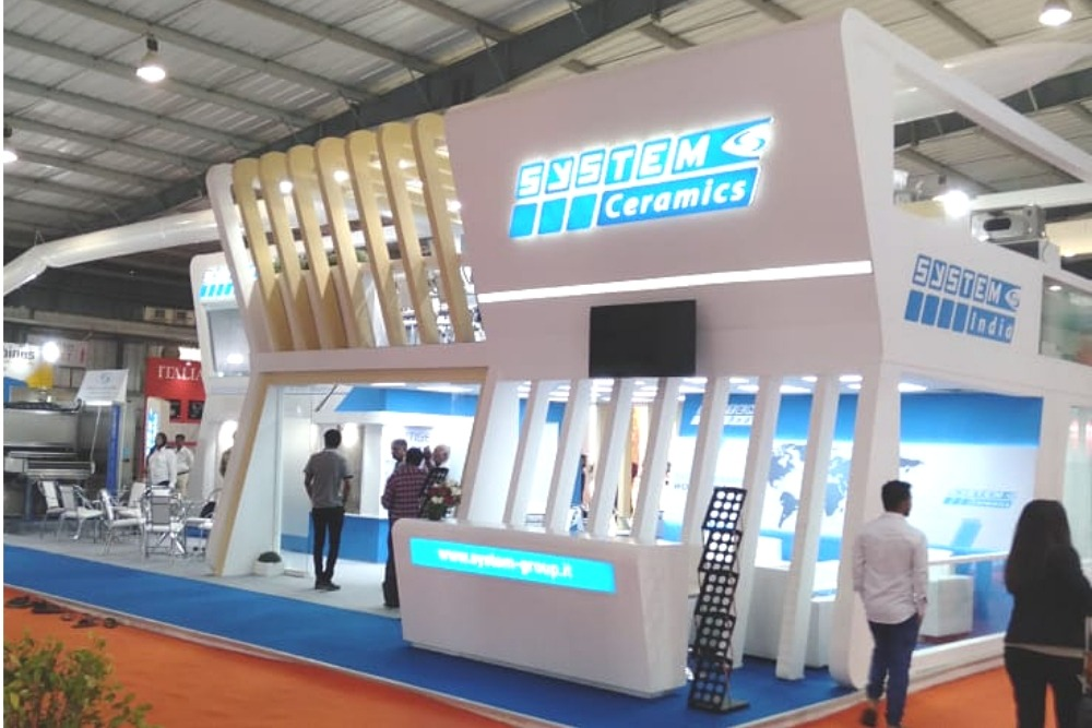 Exhibition Stall Design For Garments : Exhibition stall designer mumbai india custom exhibition stand